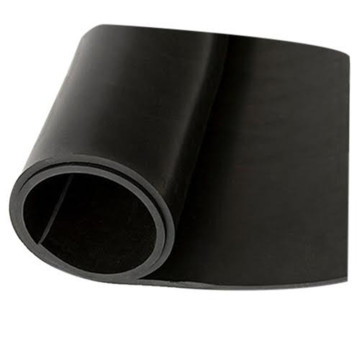 Neoprene rubber fabric cloth insert industrial rubber sheet