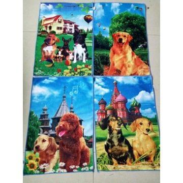 Wholesale Cheap Microfiber Printing Towel