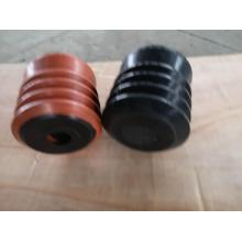 High Strength Non-Rotating Cementing Plugs with disk