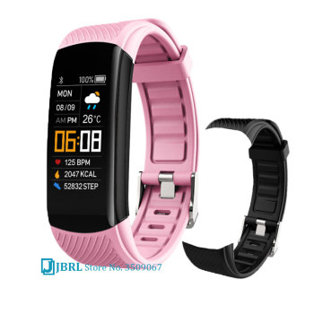 smart watch kid Waterproof smartwatch girls boys watch Teen Color smart bracelet Android IOS bluetooth heart rate children clock