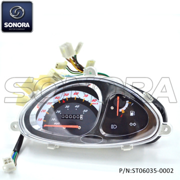 BAOTIAN SPARE PART BT49QT-9R1 peedometer ODOMETER (P/N:ST06035-0002) TOP QUALITY