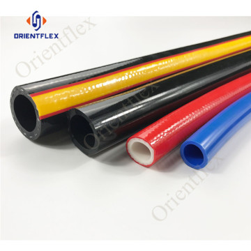 new flexible pvc air braided compressor hose