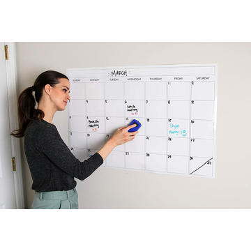 Weekly Planner Magnetic Dry Wipe Year Planner Board