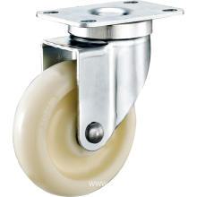 2.5inch Swivel Round PP Without Cover Casters