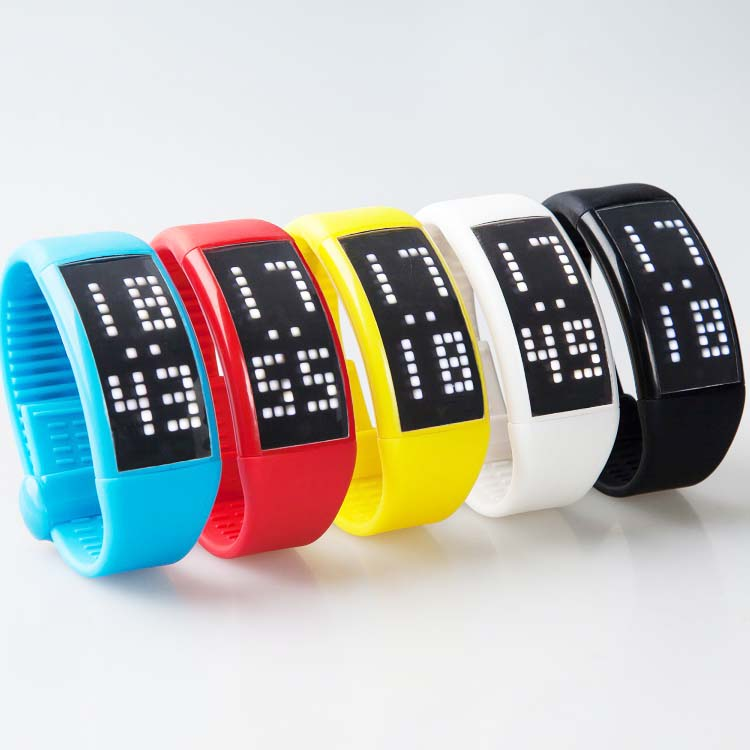 Personalized 3D USB Watch with Flash Drive