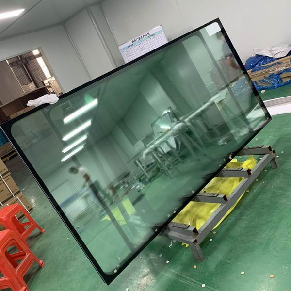 Clean room window manufacturing