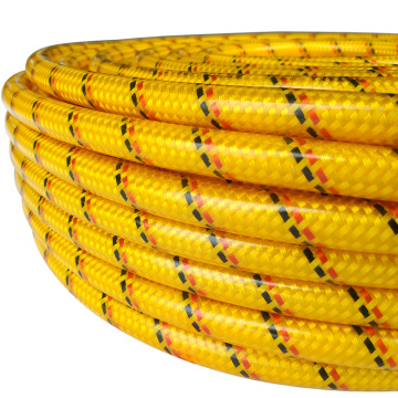 Yellow/ Green/ Red 3 Layers & 5 Layers  weave reinforced  high pressure spray hose