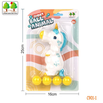 C901-1 CQS Animal unicorn spits ball