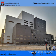 Waste Incineration Boiler for Power Plant
