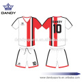 Sublimated Stripes Soccer Jerseys For Sale