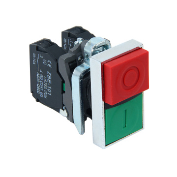 XB4-BL8325 Double Head Pushbutton Switch