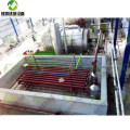Small Portable Plastic Melting Point Pyrolysis Machine Unit