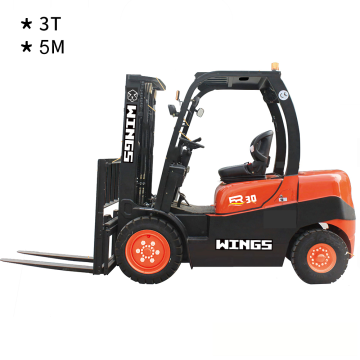 3 tons Diesel Forklift FR (5-meter Lifting Height)