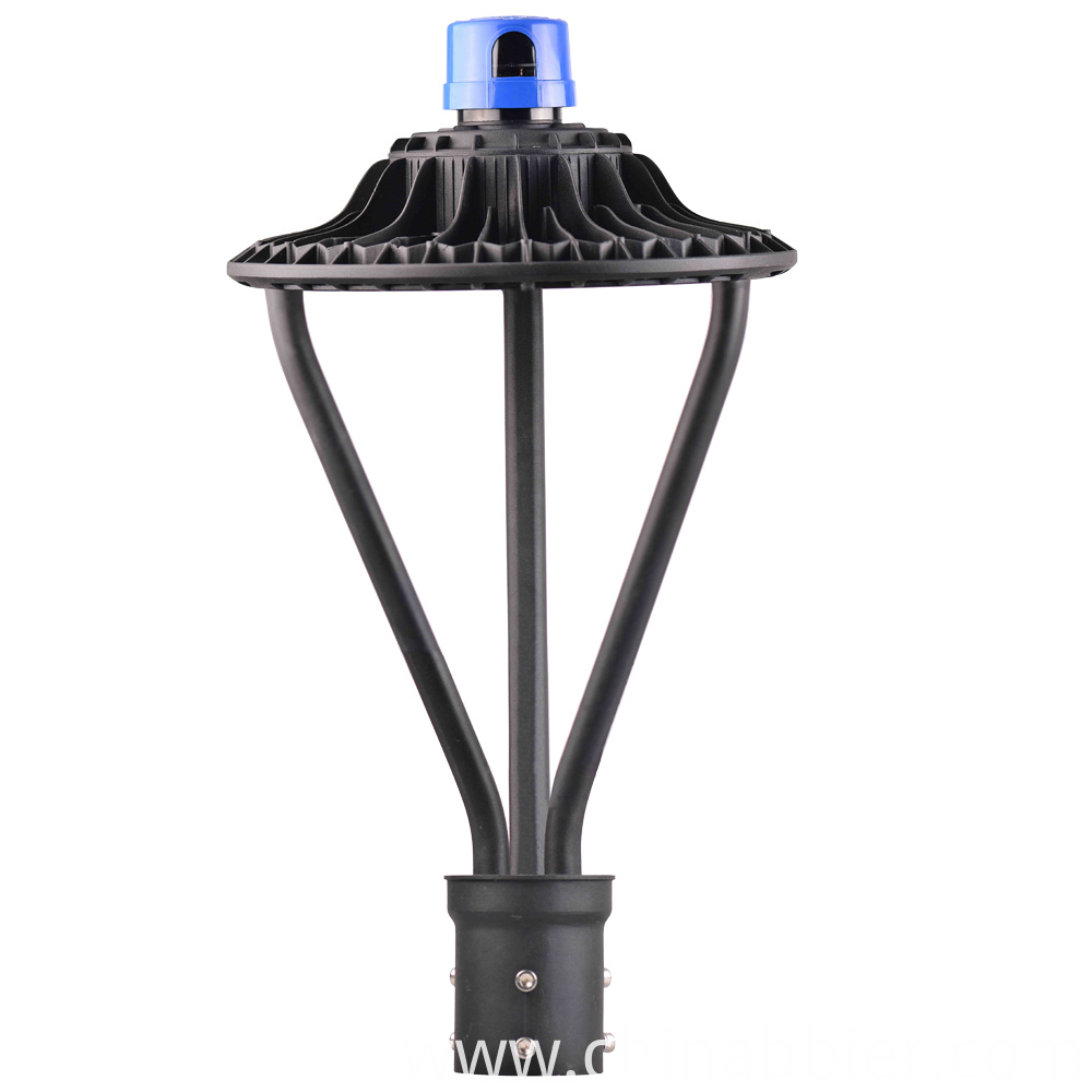 Led Post Top Light Fixture