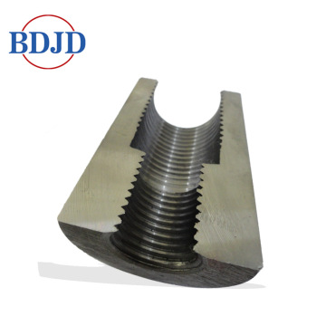 Supply Construction Material Steel Cylindrical Rebar Coupler