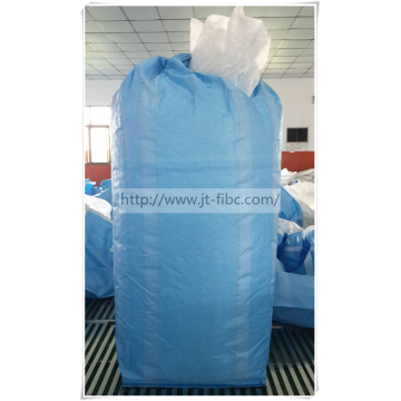 blue PP big bag bulk bag FIBC