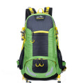 Outdoors backpack camping double shoulder bags