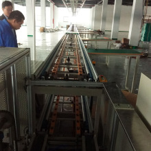 Chain Conveyor LCD TV Assembly With Aging Line