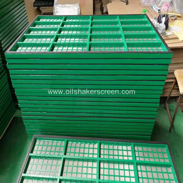 steel frame brandt D285P shaker screen
