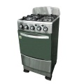 20inch Stainless Steel Gas Oven With Brass Burner