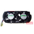 The new chassis fan FOR XBOX 360 consoles host dual fan cooling enhanced cooling