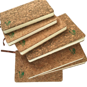 Durable Natural Cork PU Leather for Notebook Cover