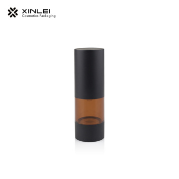 15 ML Amber Color Plastic Bottle