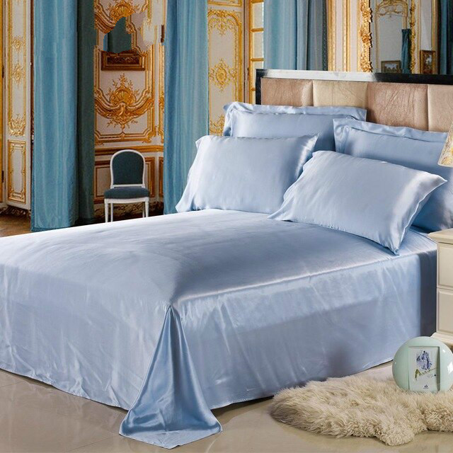 Light Blue flat sheet