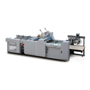 SAFM-800A Fully Automatic Laminator