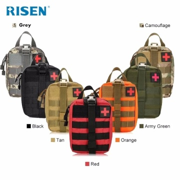 First Aid Kit Molle Medical Emergency Bag