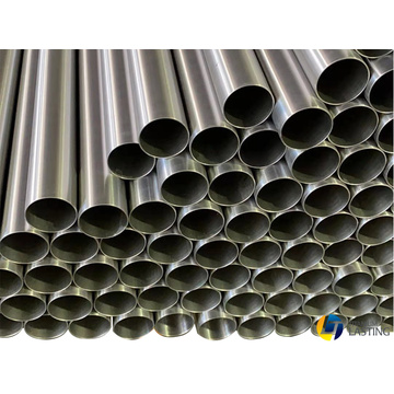 Polished Pure Seamless Titanium Tube Grade 5