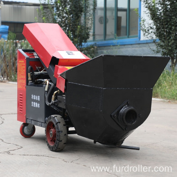 Electric Secondary Structure Concrete Mini Pouring Pump (FMP-34)