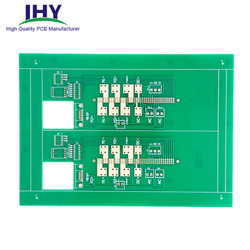 Heavy Copper 8 Layer Gold Finger PCB Manufacturing