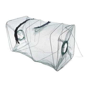 2020 New Folding Fish Minnow Crab Fishing Bait Shrimp Trap Cast Net Cage fish net fishing trap filet de peche