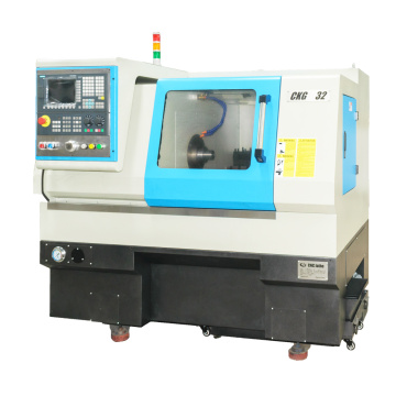 Slant Bed CNC Lathe Linear Guideway Machine