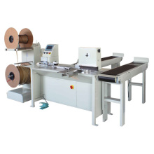 Double wire binding machine (without changing the mold)(ZXZD-3600)