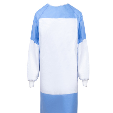 EN13795 Sterile Disposable Surgical Gown Reinforced