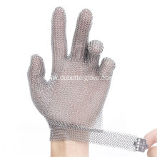 Stainless steel mesh butcher protection glove
