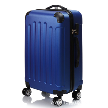 High qualtiy abs luggage set trolley