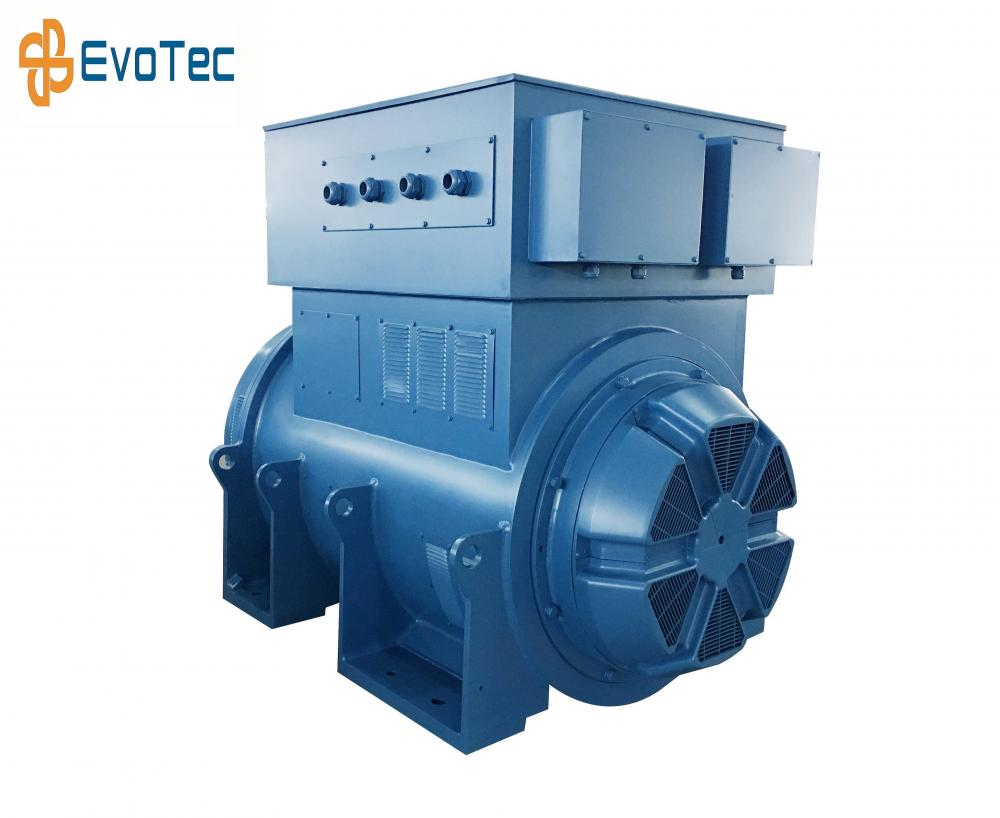 High Speed 6300V Generators