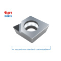 Diamond tips PCD inserts SNGA for aluminum copper