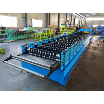 Color sheet Corrugated Forming Machine
