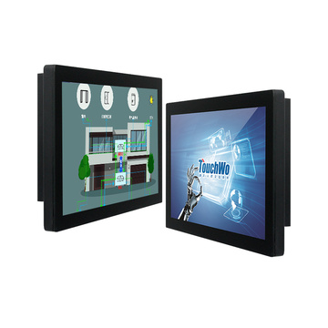 17 inch frameless industrial embedded pc