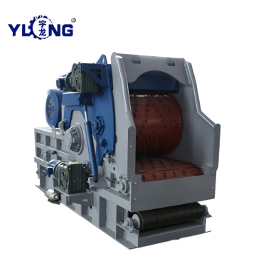 Rubber Wood Chips Making Machine