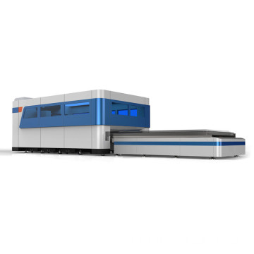 stainless steel 1000w metal fiber laser cutting machine
