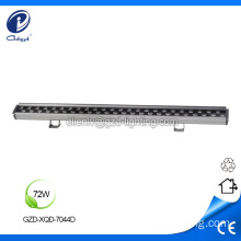 Wall lighting 72W led aluminum wall washer