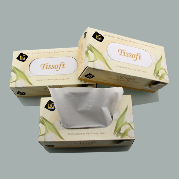 Premium Luxury Facial Tissue