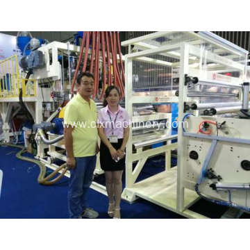LLDPE Stretch Wrapping Film Machinery