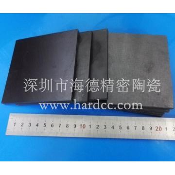 black zirconia ceramic insulation sheet plates blocks