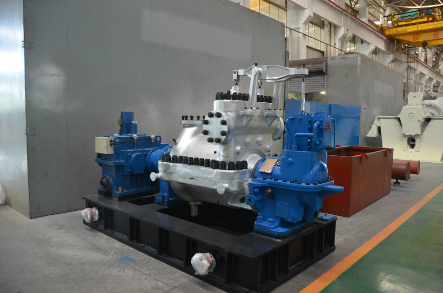 Condensing Steam Turbine 16